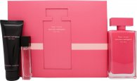 Narciso Rodriguez for Her Fleur Musc Geschenkset 100ml EDP + 10ml EDP + 75ml Body Lotion