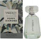 Yardley Poppy Diamond Eau de Toilette 50ml Spray