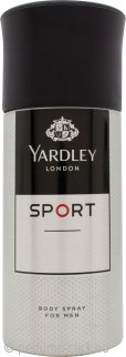 Yardley Sport Body Spray 150ml