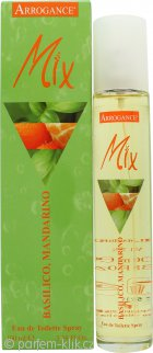 Arrogance Mix Basilico Mandarino Eau de Toilette 100ml Spray
