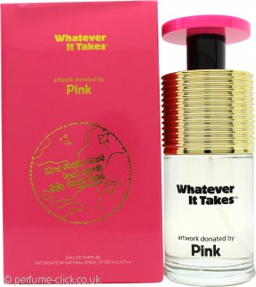 Whatever It Takes Pink Eau de Parfum 100ml Spray