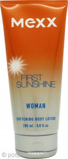 Mexx First Sunshine Woman Softening Body Lotion 200ml