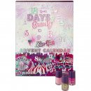 Q-KI 12 Days of Beauty I Love Nails Advent Calendar 12 x 4ml Nail Polish