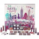 Q-KI 24 Days of Beauty New York Advent Calendar 26 Pieces