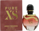 Paco Rabanne Pure XS for Her Eau de Parfum 50ml Spray