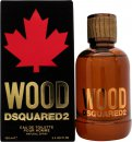 DSquared2 Wood For Him Eau de Toilette 3.4oz (100ml) Spray