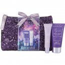 Style & Grace Glitz & Glam Galaxy Sequin Bag Gift Set 50ml Body Wash + 10ml Lip Gloss + Sequin Bag