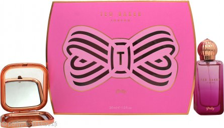 Ted Baker Sweet Treats Polly Gift Set 30ml EDT + Mirror Compact