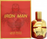 Marvel Iron Man Eau de Toilette 100ml Spray