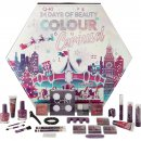 Q-KI 24 Days Of Beauty Colour Carousel Adventskalender 26 Deler