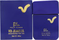 Voi Jeans Blu Eau de Toilette 1.0oz (30ml) Spray