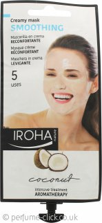 Iroha Nature Smoothing Coconut Creamy Mask 25ml