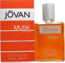 Jovan Musk For Men Aftershave Cologne 236ml Splash