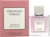 Vera Wang Embrace Rose Buds and Vanilla Eau de Toilette 30ml Spray
