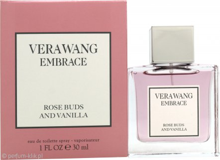 vera wang embrace - rose buds and vanilla