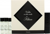 By Kilian Vodka On The Rocks Travel Gift Set 4 x 7.5ml EDP