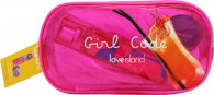 Love Island Girl Code Gift Set 100ml Body Mist + 10g Lip Balm + Cosmetic Bag