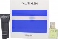 Calvin Klein Eternity Gift Set 50ml EDT + 100ml Shower Gel