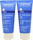 Uriage Gift Set Baby 1st 200ml Cleansing Cream + 200ml Shampoo