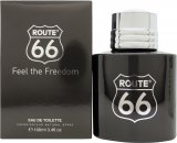 Route 66 Feel The Freedom Eau de Toilette 100ml spray