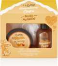 I Love... Gingerbread Cookie Festive Favourites Gift Set 3 Pieces