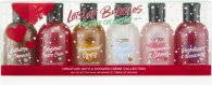 I Love... Lots of Bubbles Festive Collection Gift Set 6 Pieces