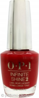 OPI Infinite Shine 2 Smalto Per Unghie 15ml - 2 Big Apple Red