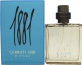 Cerruti 1881 Riviera Eau de Toilette 100ml Spray