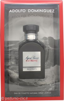 Adolfo Dominguez Agua Fresca Extreme Eau de Toilette 230ml Spray