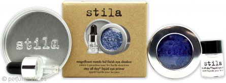 Stila Magnificent Metals Foil Finish Eye Shadow 2g - Metallic Cobalt