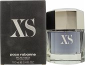 Paco Rabanne XS Eau de Toilette 100ml Spray