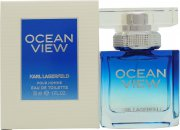 Karl Lagerfeld Ocean View For Men Eau de Toilette 30ml Spray