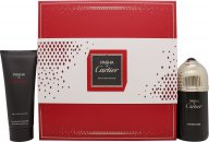Cartier Pasha de Cartier Edition Noire Gift Set 100ml EDT + 100ml Shower Gel