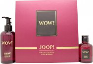 Joop! Wow! For Women Gift Set 2.0oz (60ml) EDT + 8.5oz (250ml) Shower Gel