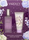 Yardley English Lavender Gift Set 50ml EDT + 50ml Body Lotion