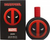 Marvel Deadpool Dark Eau de Toilette 3.4oz (100ml) Spray
