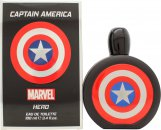 Marvel Captain America Hero Eau de Toilette 100ml Spray