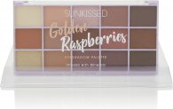 Sunkissed Golden Raspberries Eyeshadow Palette 1.7g x 15