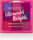 Sunkissed Ultraviolet Bright Eyeshadow Palette 1g x 9