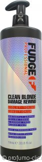 Fudge Clean Blonde Damage Rewind Violet Toning Balsamo 1000ml