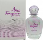 Salvatore Ferragamo Amo Ferragamo Flowerful Eau de Toilette 100ml Spray