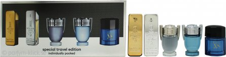 Paco Rabanne Miniatures Gift Set 5 Pieces