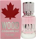 DSquared2 Wood For Her Eau de Toilette 1.0oz (30ml) Spray