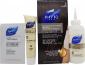 Phyto Color Permanent Hair Colour - 5 Light Chesnut