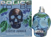 Police To Be Exotic Jungle For Man Eau de Toilette 2.5oz (75ml) Spray