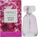 Yardley Rosie Ruby Eau de Toilette 50ml Spray