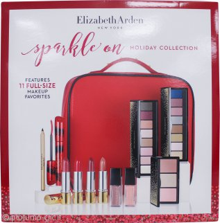 Elizabeth Arden Sparkle On Holiday Set Regalo 12 Pezzi