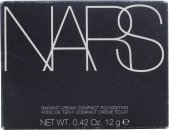 Nars Radiant Cream Compact Foundation Refill 12g - Cadiz