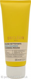 Decleor Aroma Cleanse Neroli Bigarde Cleansing Mousse 100ml - All Skin Types