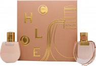 Chloé Nomade Gift Set 50ml EDP + 100ml Body Lotion